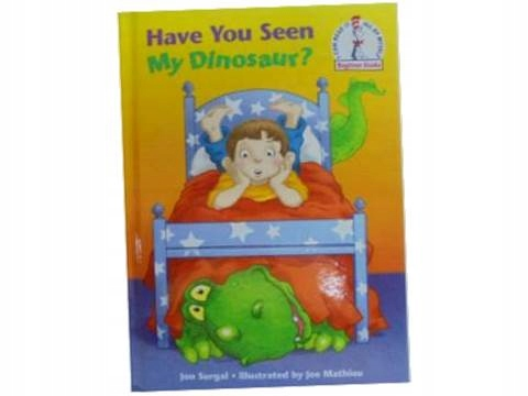 Have you seen my dinosaur? - J.Surgal
