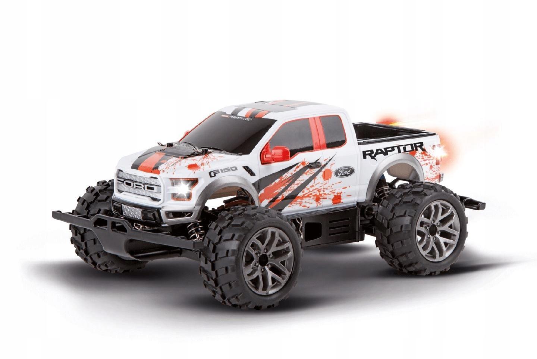 Pojazd RC Off Road Ford F150 Raptor - PX 1:18