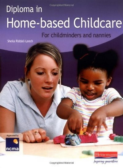 Diploma in Home-based Childcare RIDDALL-LEECH