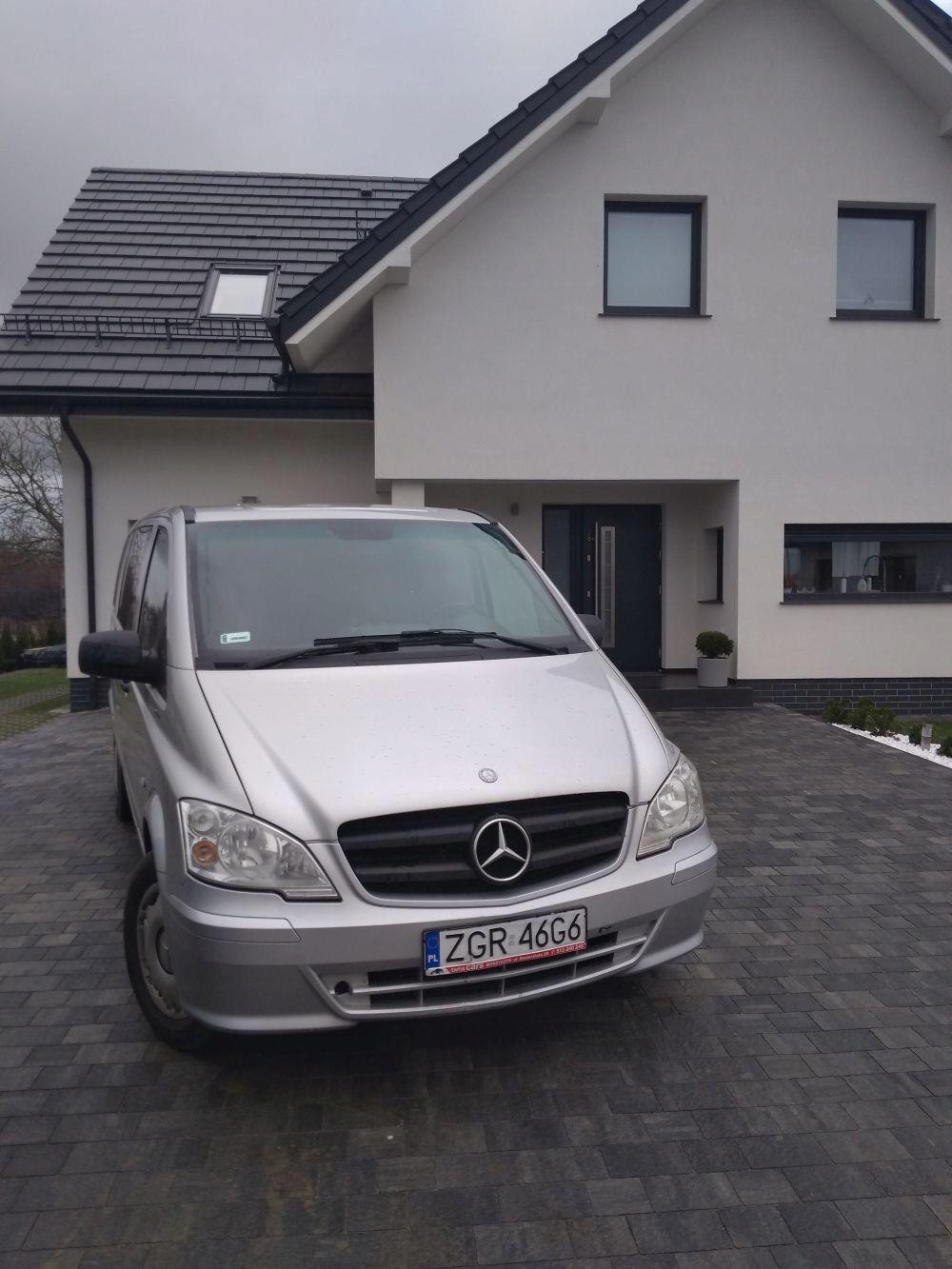 Mercedes-Benz Vito 2,2Diesel 120kW