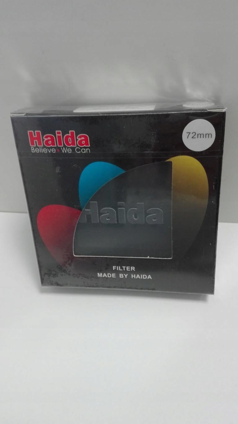 HAIDA ND 1.8 64X 72MM