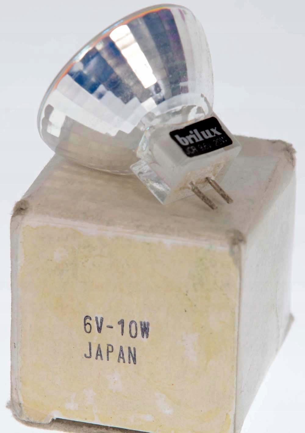 HALOGEN brilux JCR 9,6V 20W