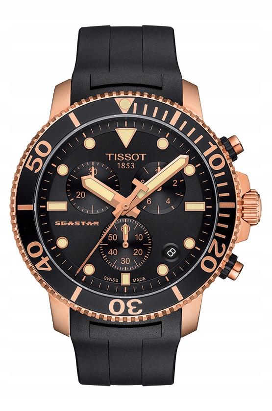 TISSOT SEASTAR 1000 Chronograph T1204173705100