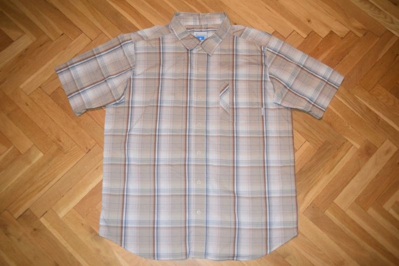 COLUMBIA OMNI-WICK męska koszula trekkingowa ~ XXL
