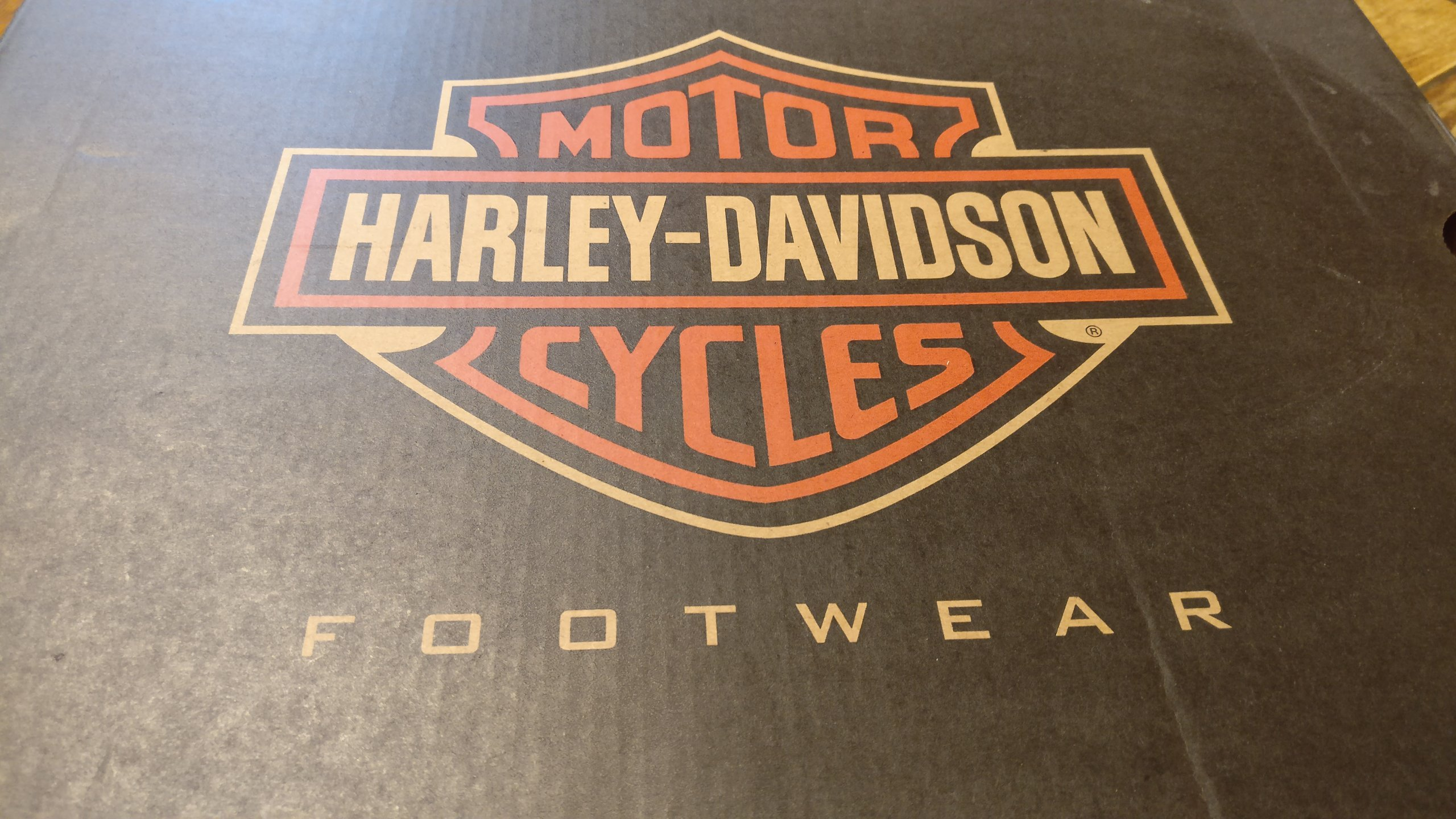 d446ffc2ffa7a Botki sznurowane Harley Davidson JOSHUA 100% skóra - 7168060948 ...