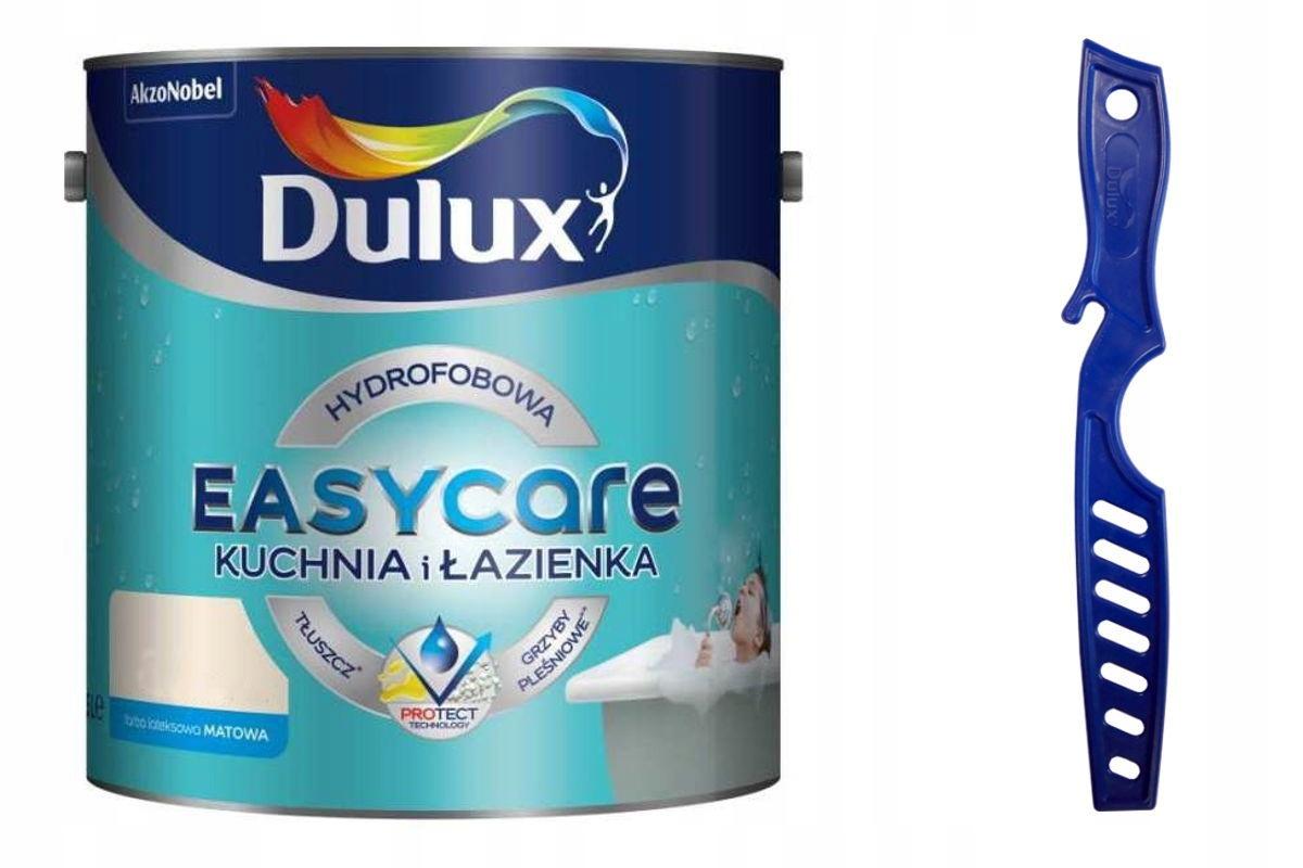 Dulux Easycare Kuchnia I łazienka 25l Mieszadło