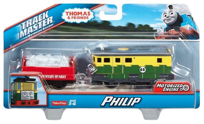 Tomek i Przyjaciele, Trackmaster Philip