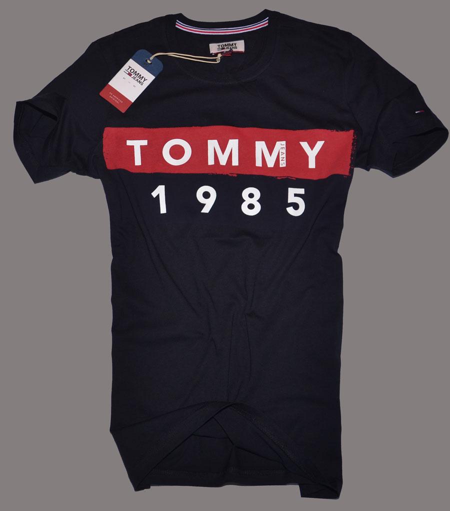 87cfc1fbb1c62 Nowy T-shirt marki Tommy Hilfiger M !!!! - 7402784175 - oficjalne ...
