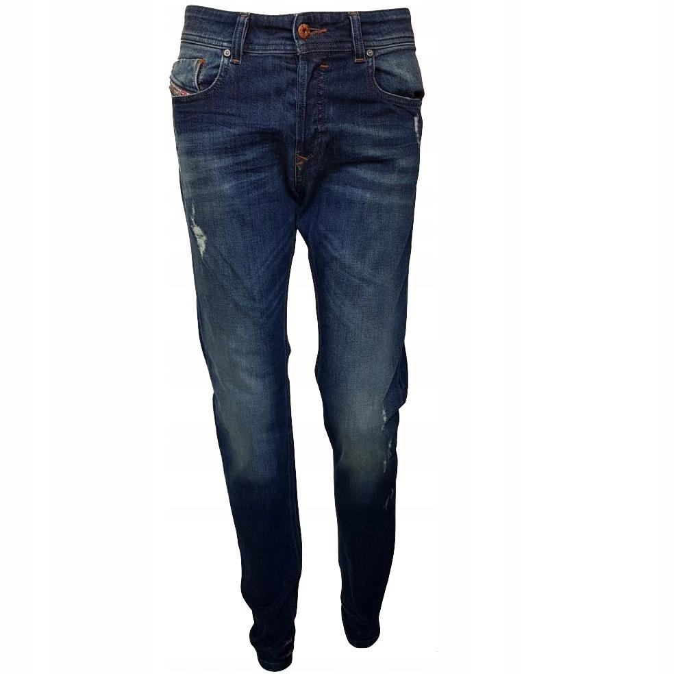 Spodnie Diesel Jeans SLEENKER 0833F 27x30 -60%