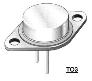 |STcs| MJ15004 tranzystor PNP 140V 20A 250W TO3