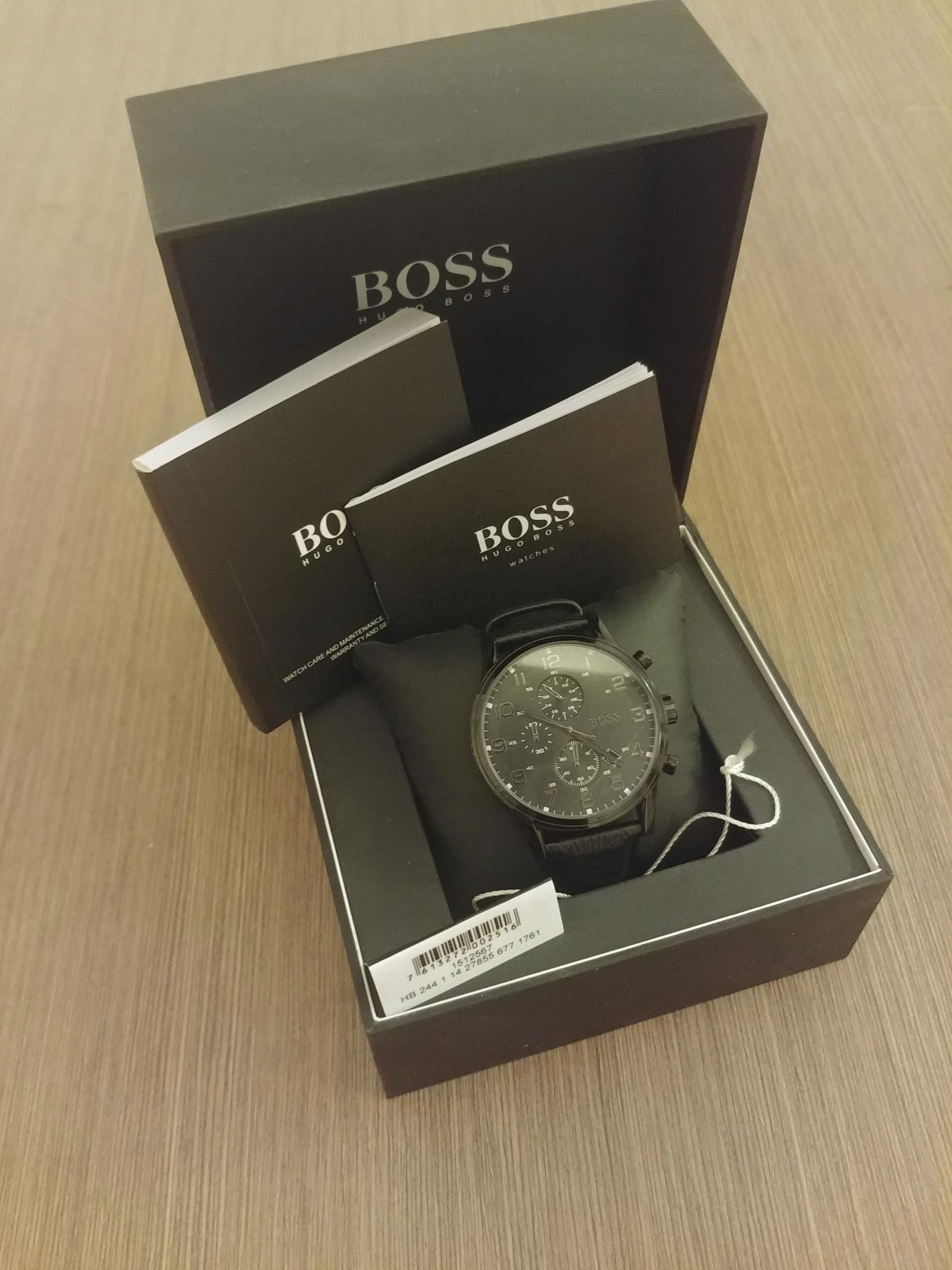 Stylowy Zegarek męski Hugo Boss 1512567