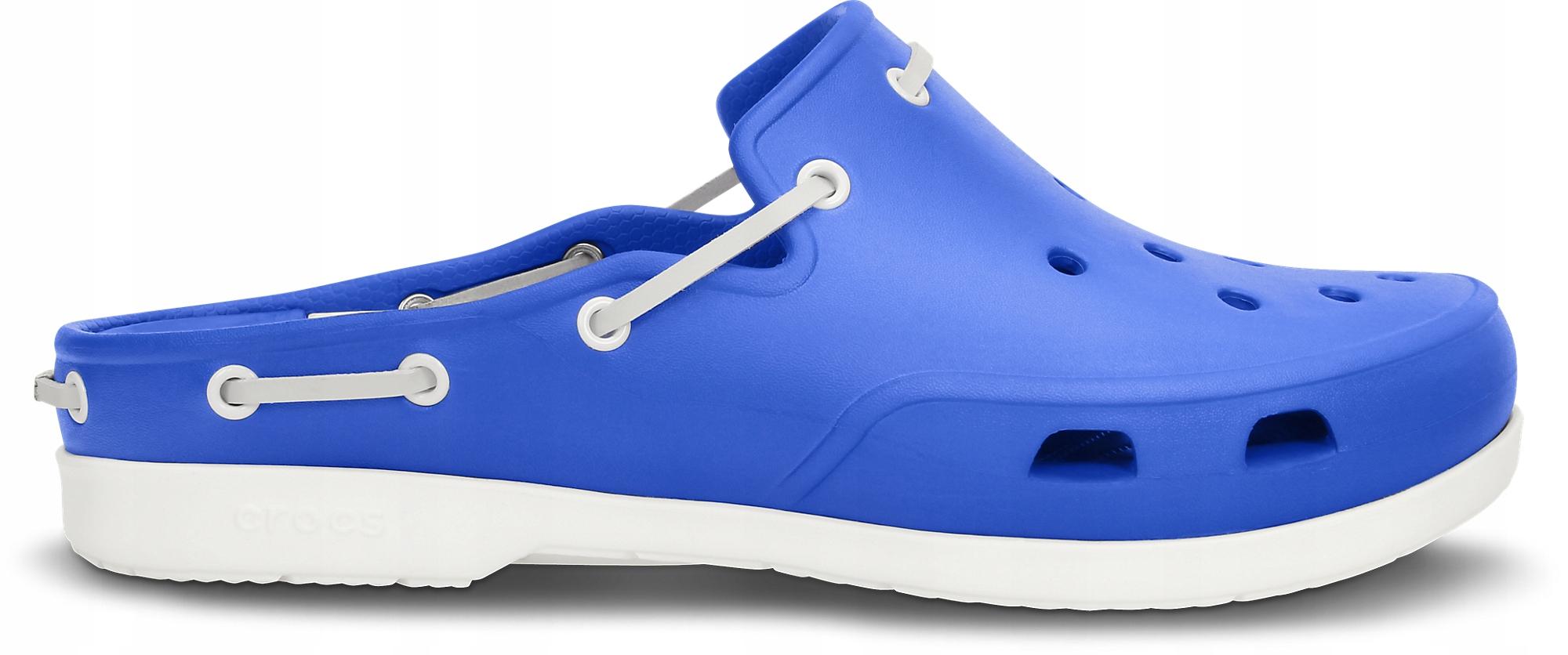 Crocs Clog beach line niebieskie M12 (46-47)