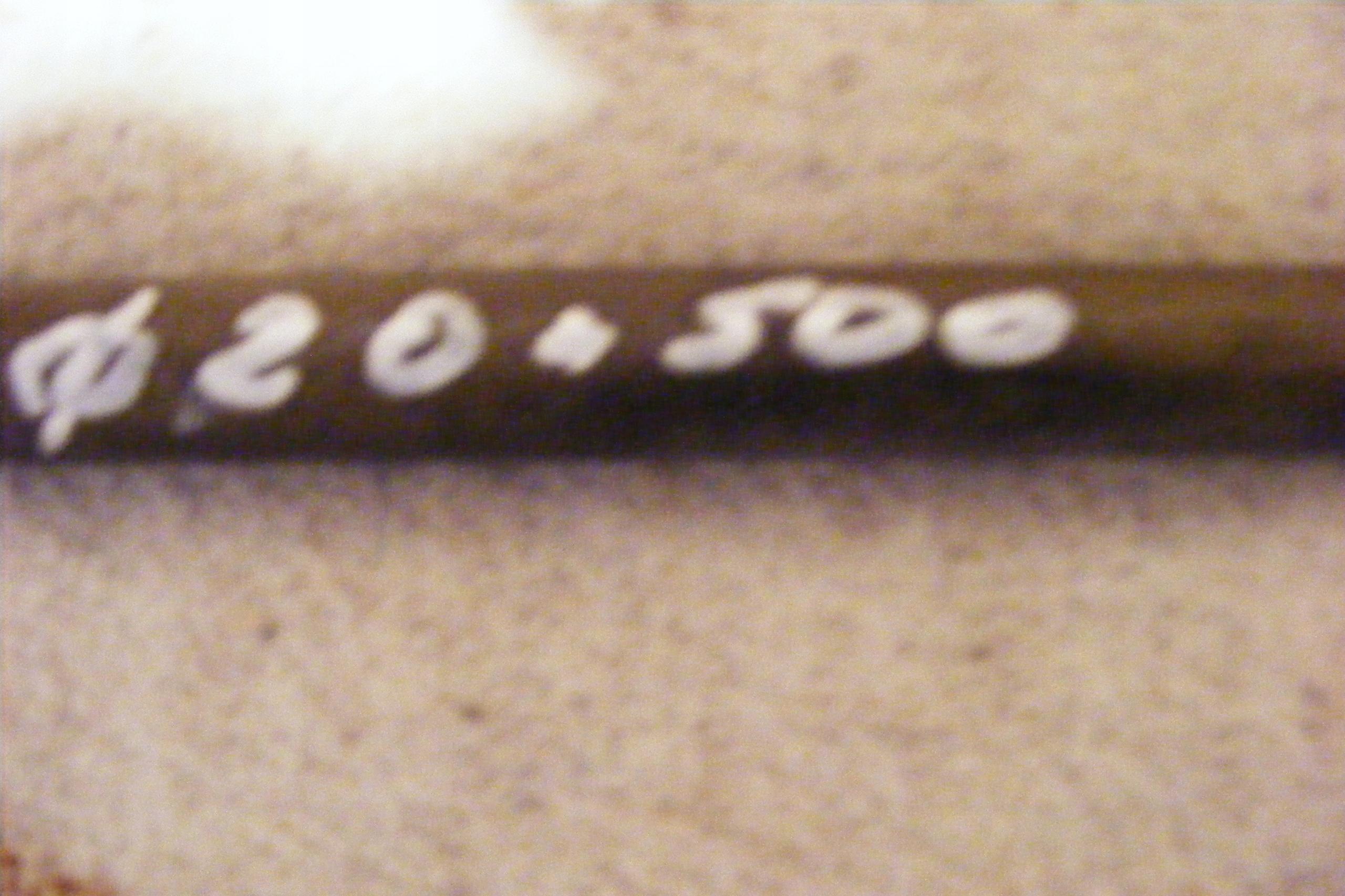 PRET MOSIIEZNY FI 20 X 500
