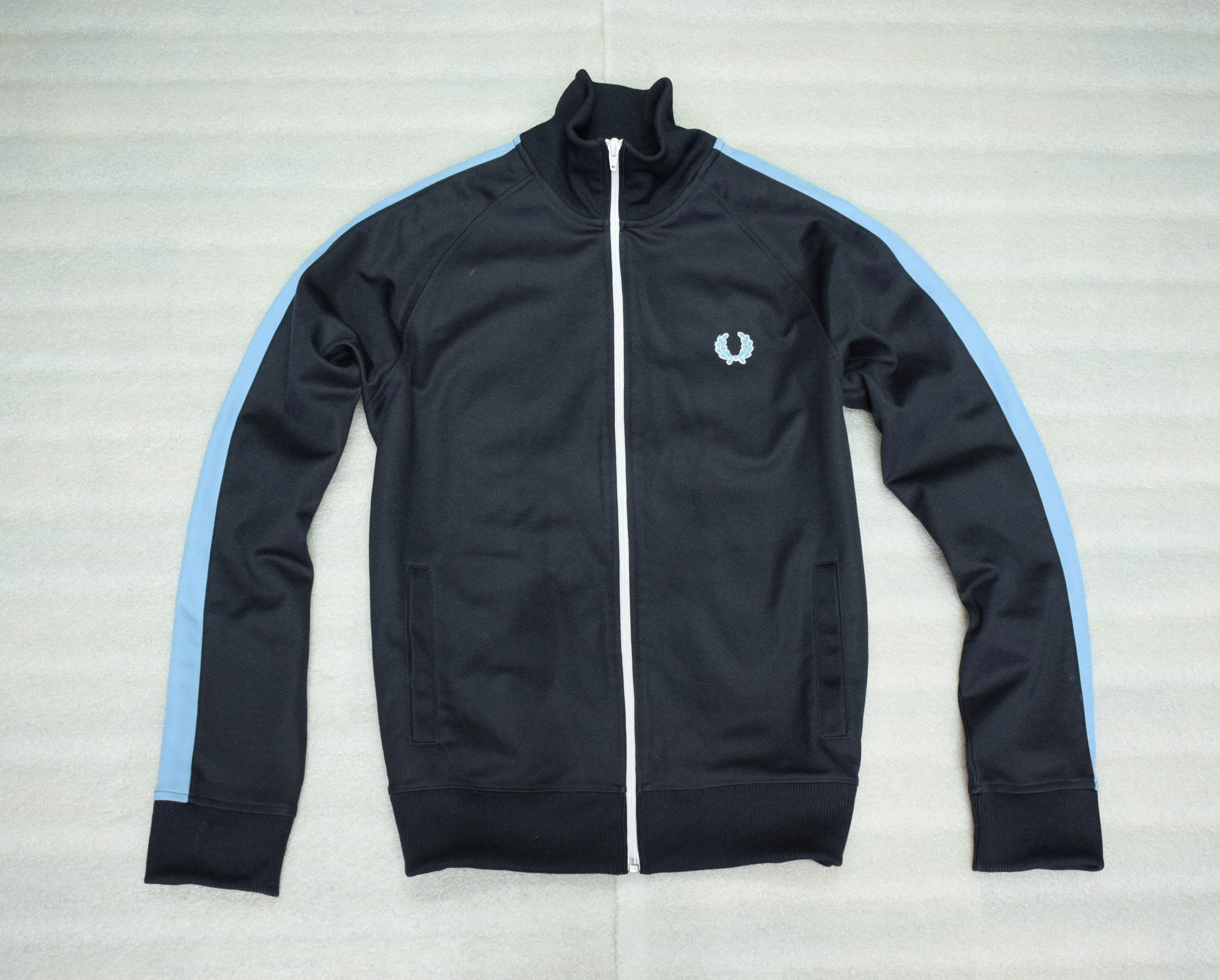 Bluza na Zip FRED PERRY CLASSIC FULL ZIP S/M