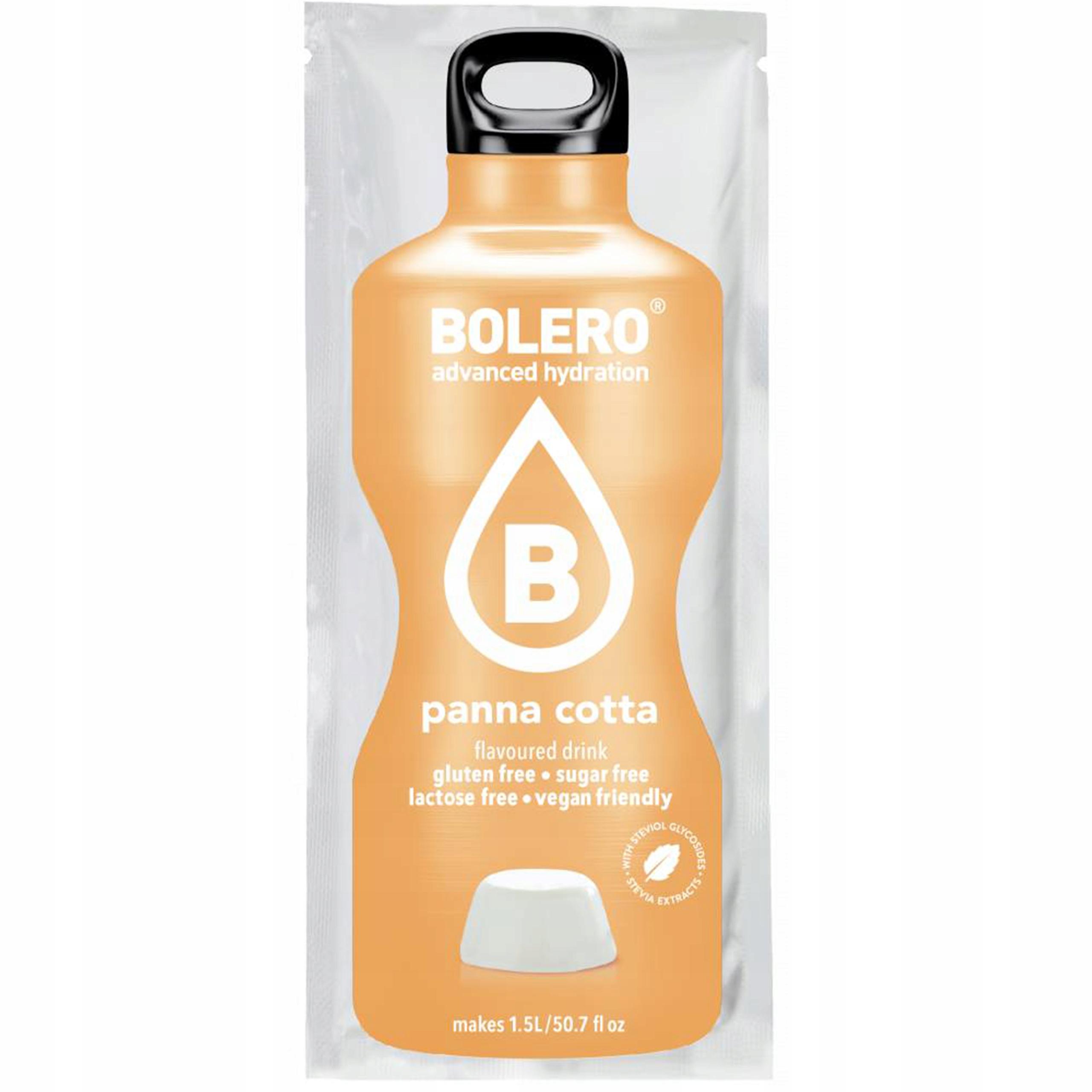 BOLERO DRINK 9g IZOTONIK NAWODNIENIE 0 KCAL STEWIA