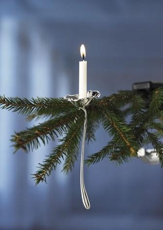Świecznik świąteczny zawieszany Rosendahl