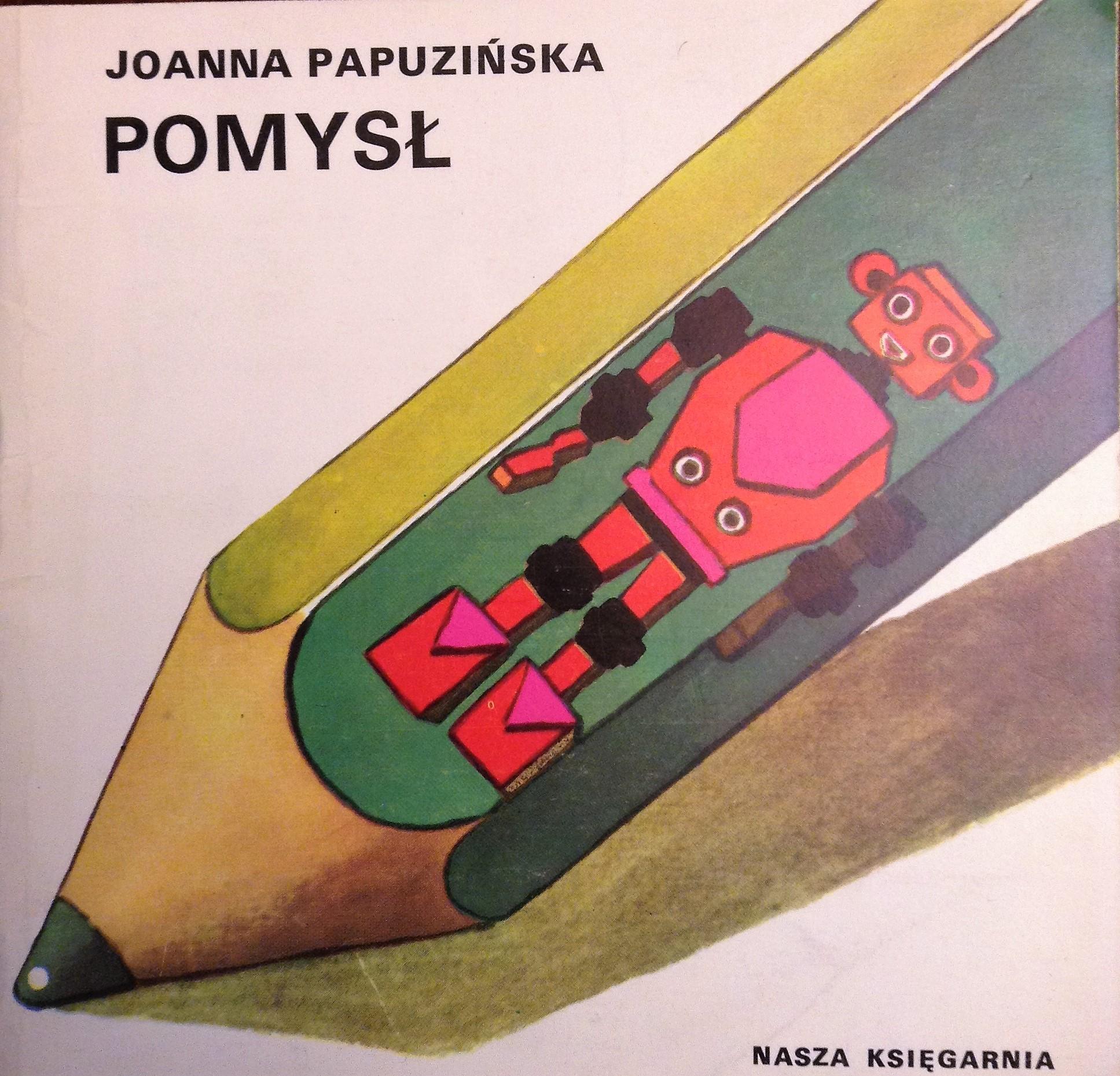Papuzińska Joanna Pomysł 7072963014 Oficjalne Archiwum