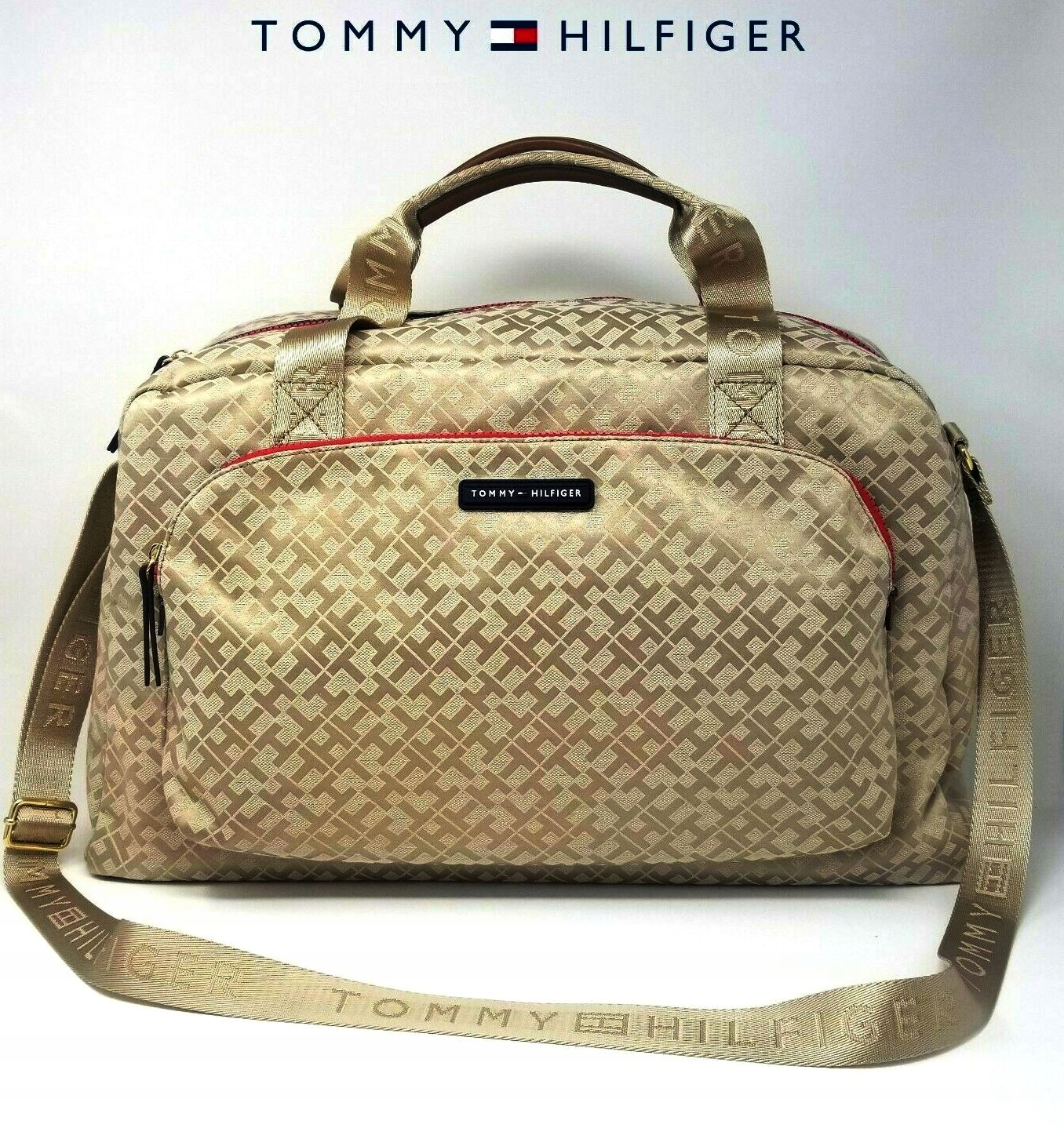 Tommy Hilfiger torba podrozna na silownie torebka