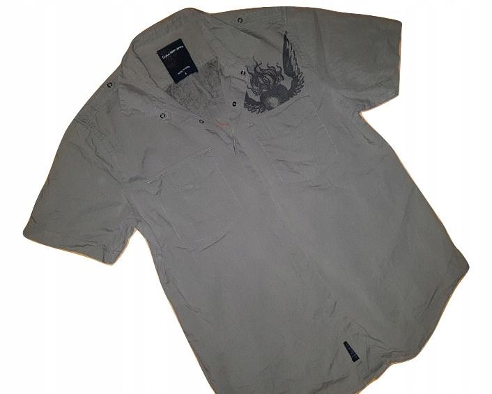 %K_CALVIN KLEIN - koszula - ROZM.L