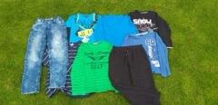 Zestaw ubrań dla chłopca, rozmiar 140 (10-11 lat)