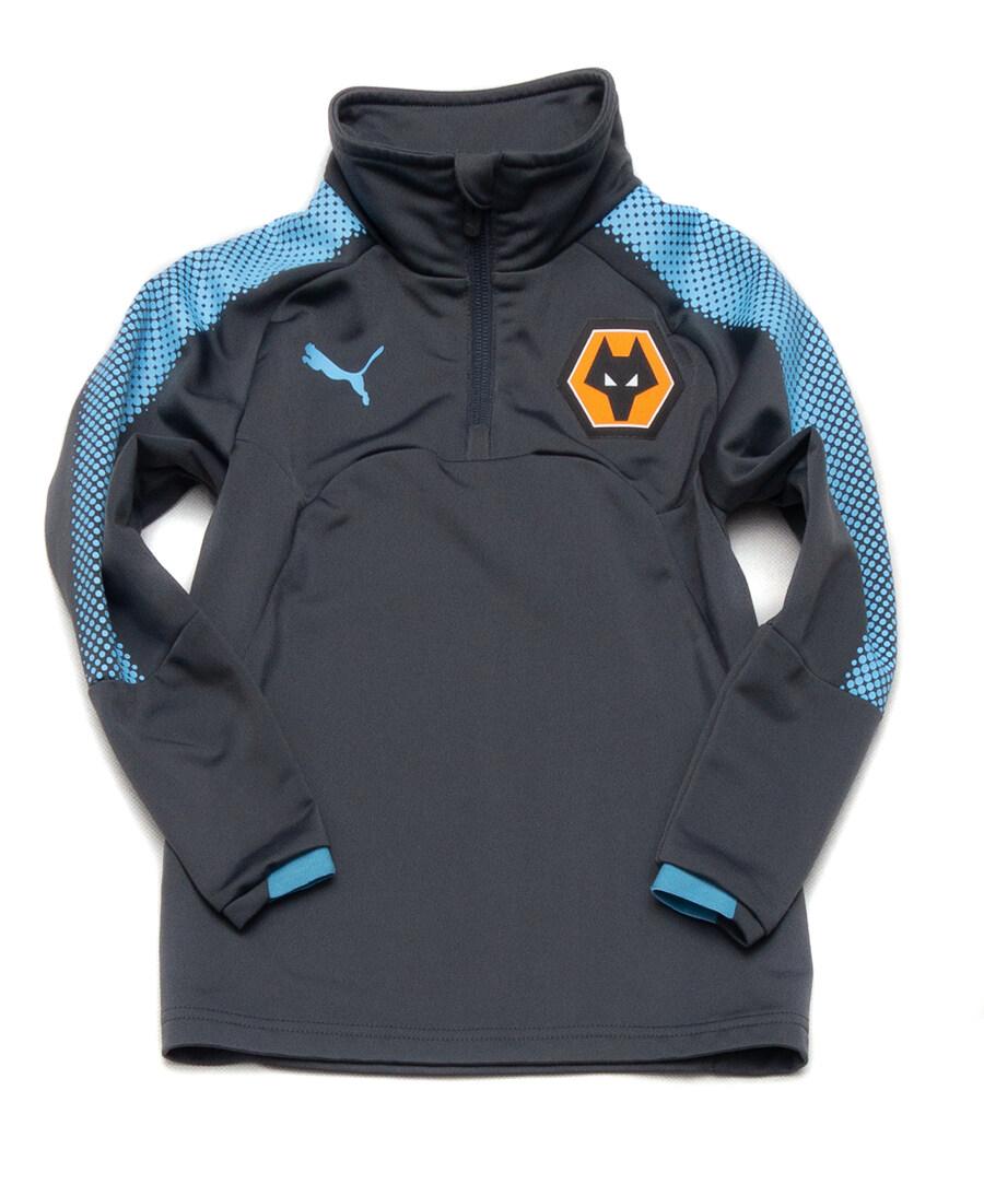 BS739 Sportowa bluza z nadrukami PUMA 116