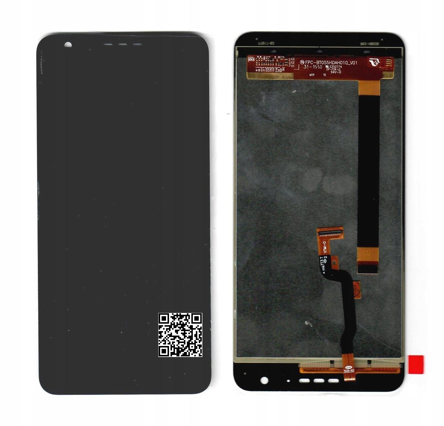 HTC 825 LCD+DOTYK CZARNY od P4P