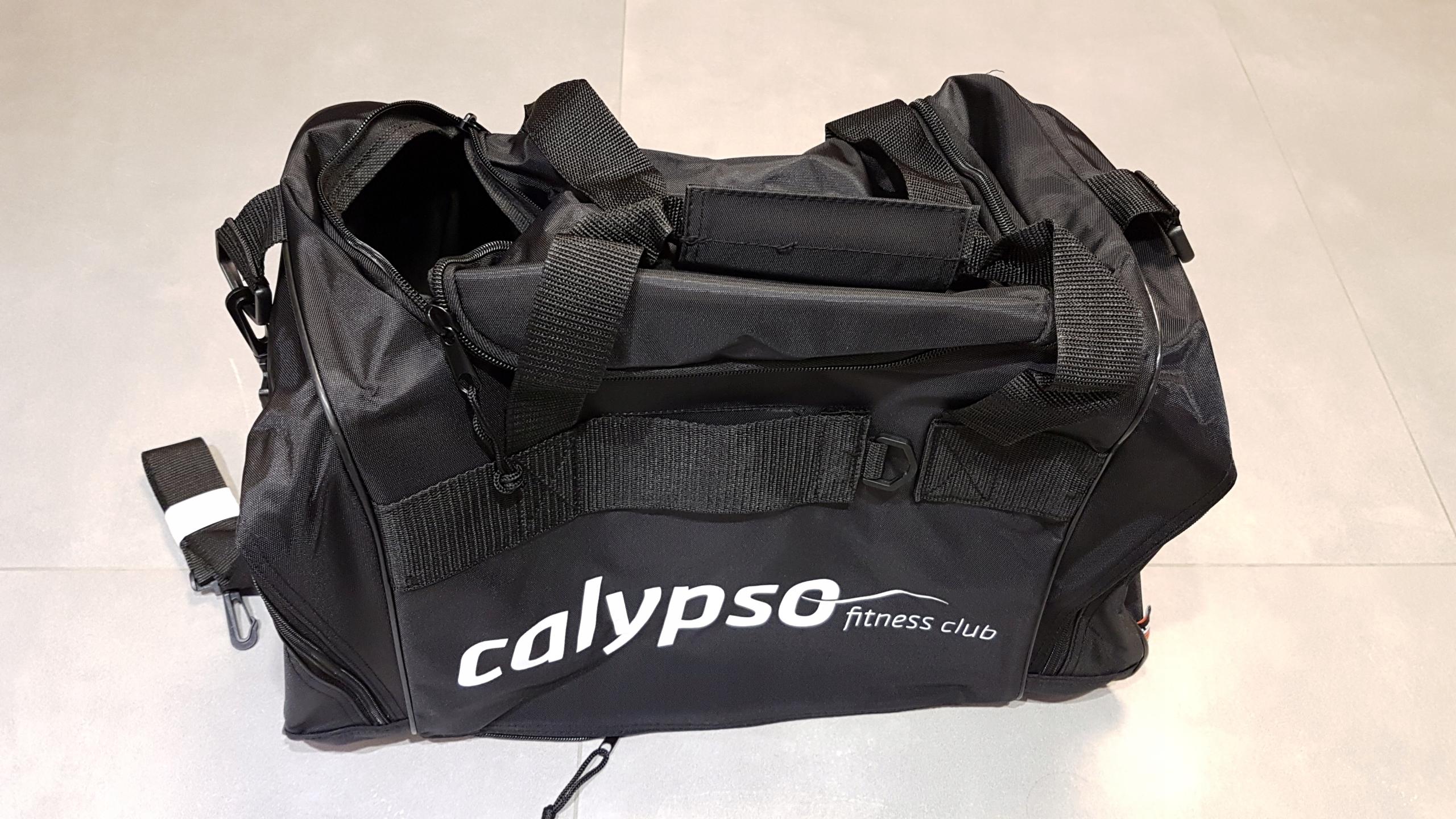f5fa4aa19086f Torba sportowa treningowa Calypso fitness - 7792876121 - oficjalne ...