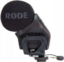 RODE Stereo VideoMic Pro - Mikrofon do kamery
