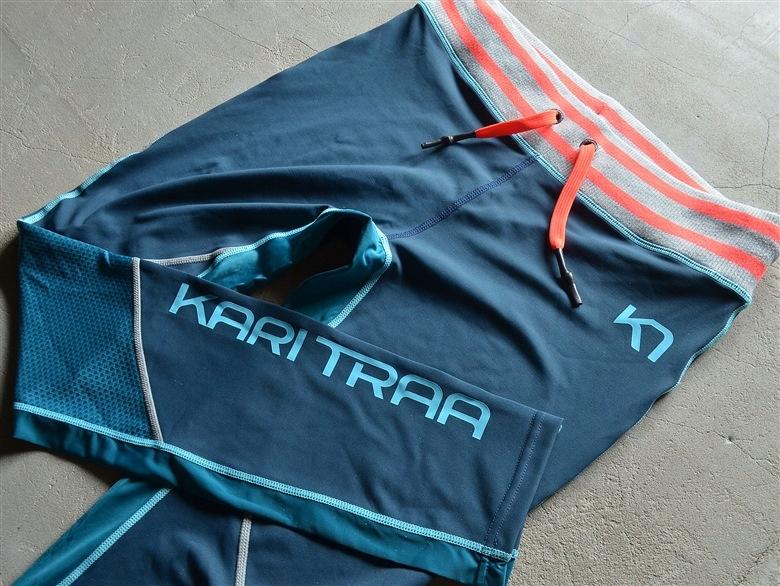 KARI TRAA ___ spodnie sportowe damskie __ M