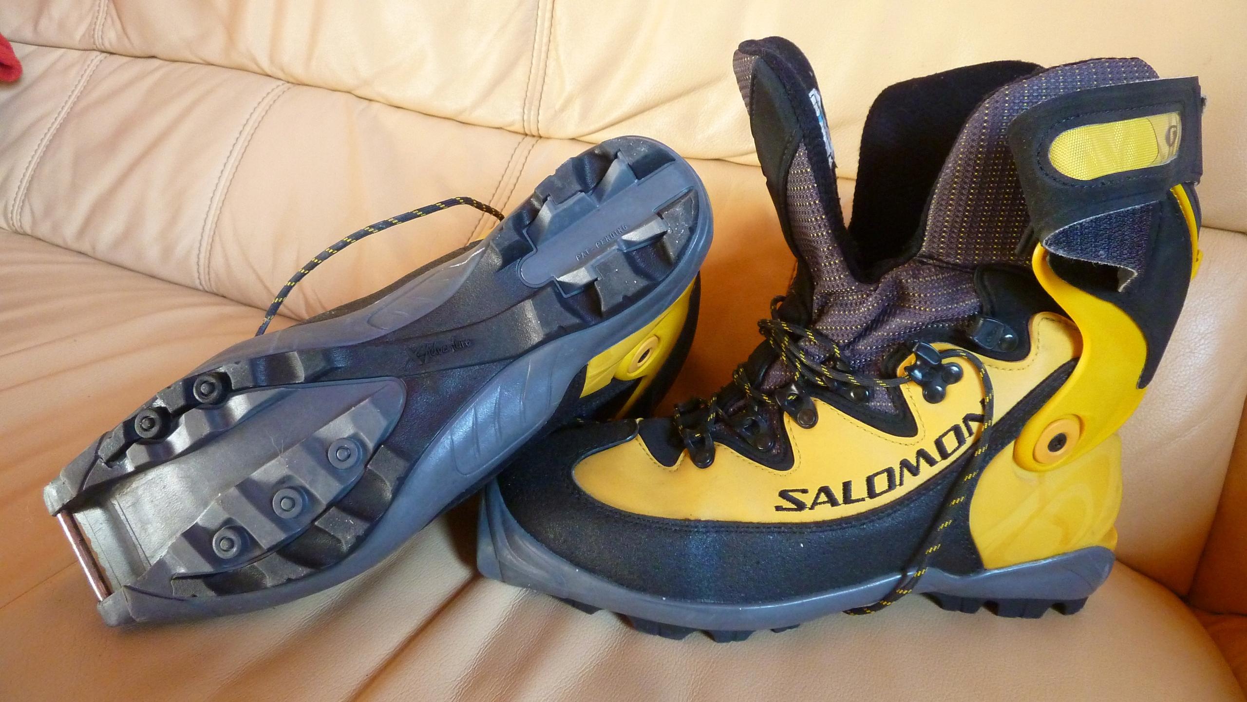 Buty biegowe backcountry Salomon XA 43 7827955555