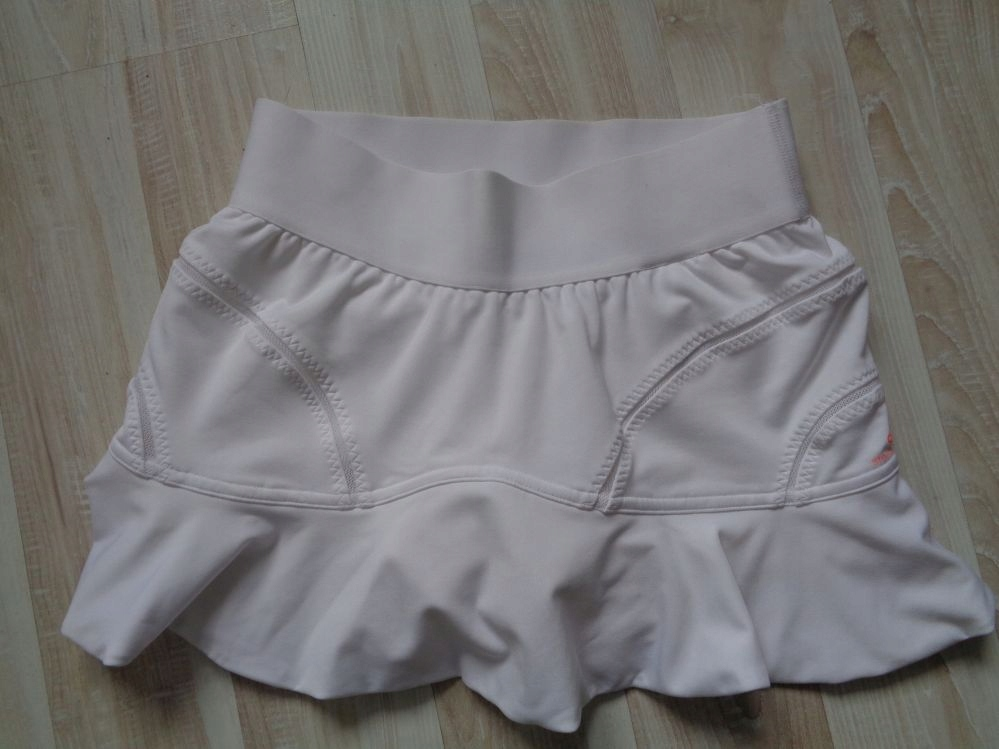 ADIDAS STELLA McCARTNEY* super spódnica tenis XS