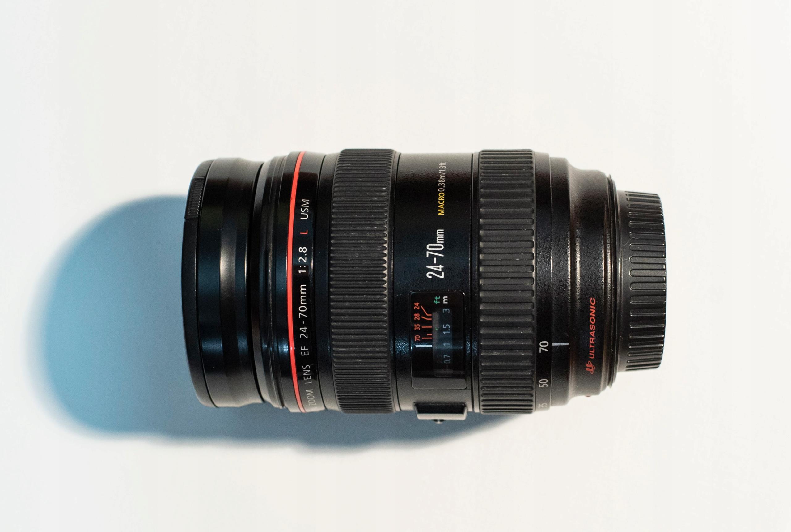 Obiektyw Canon EF 24-70 L USM 2.8