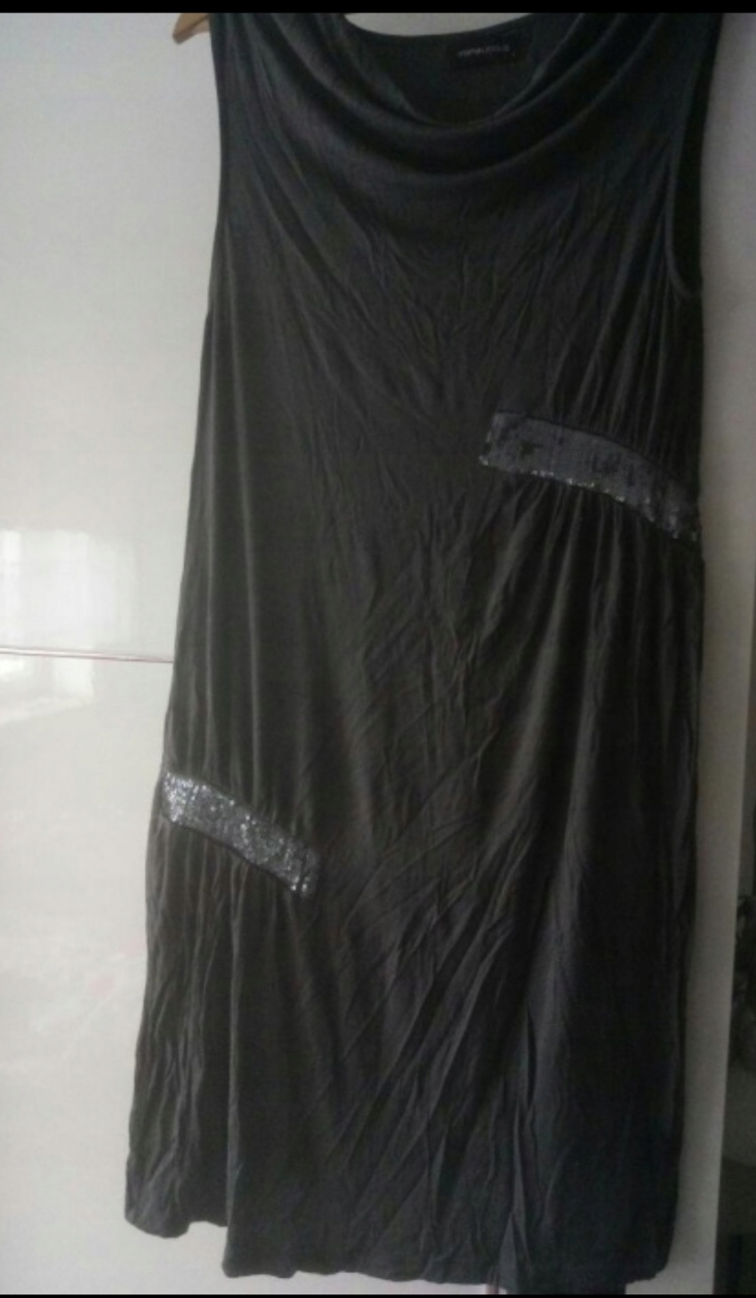 Mama Licious sukienka ciążowa cekiny 40