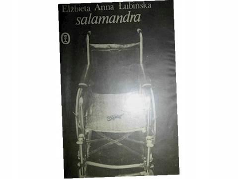 Salamandra - Elżbieta Anna Łubińska