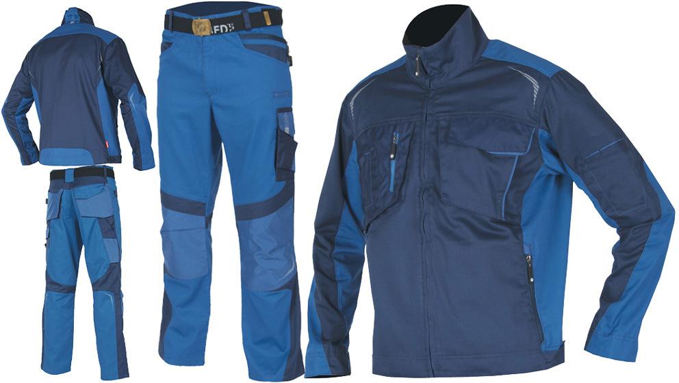 Ubranie robocze MONTERSKIE DO PASA R8ED+ ARDON 48