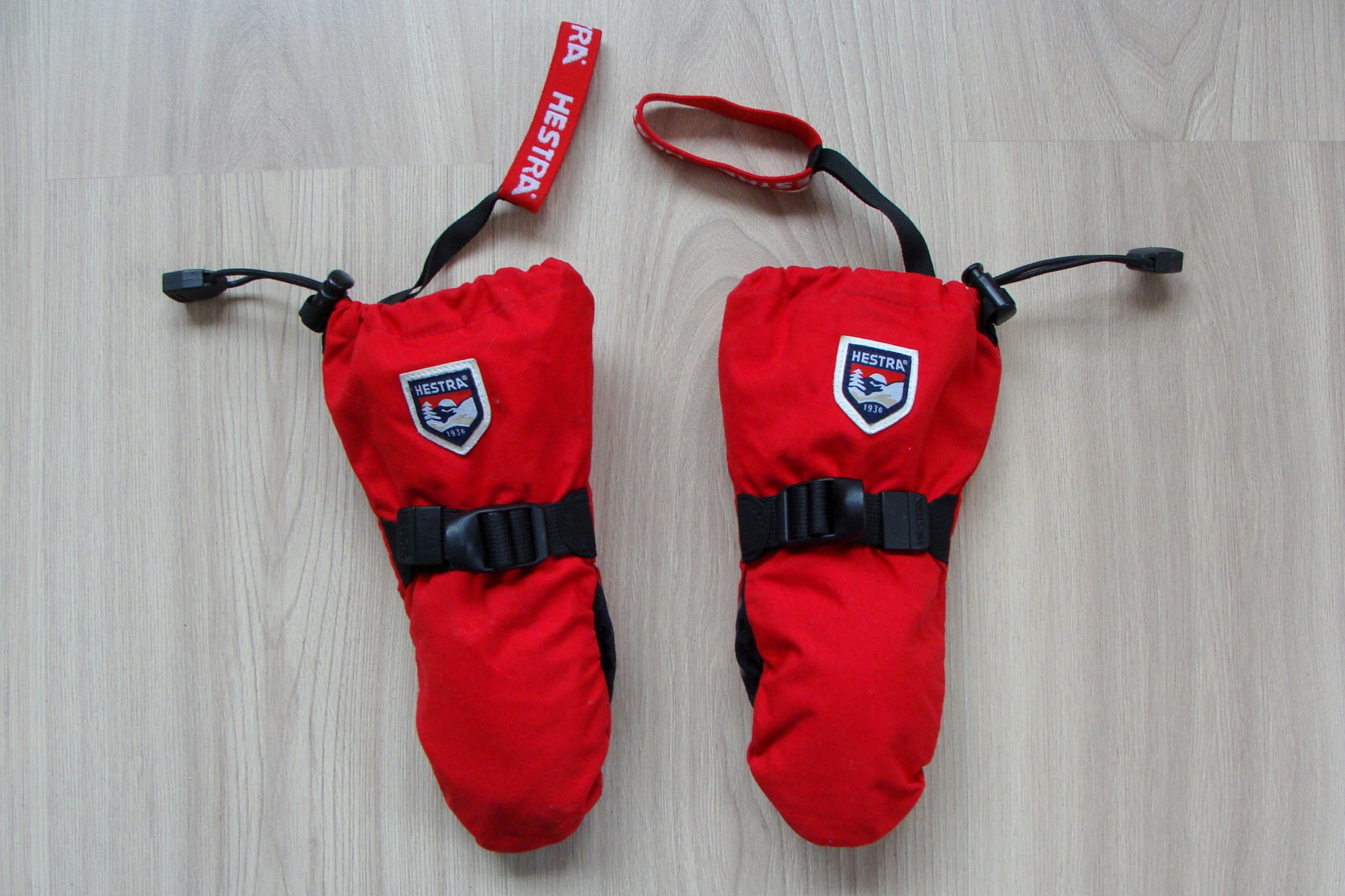 HESTRA rękawiczki dziecięce śniegowe Wełna 3 (3-4)