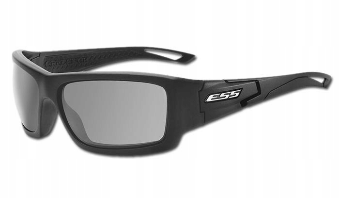 ESS - Credence Black Frame Smoke Gray Lenses - EE9