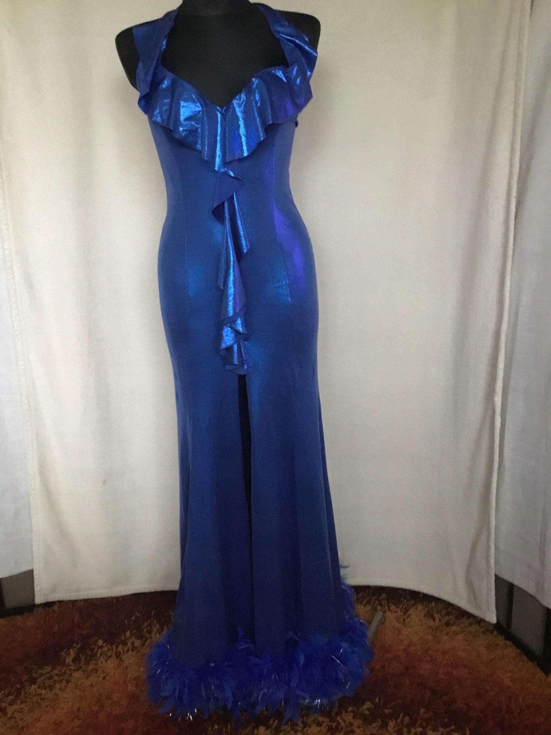 Sukienka do tańca towarzyskiego Nom de Plume roz M