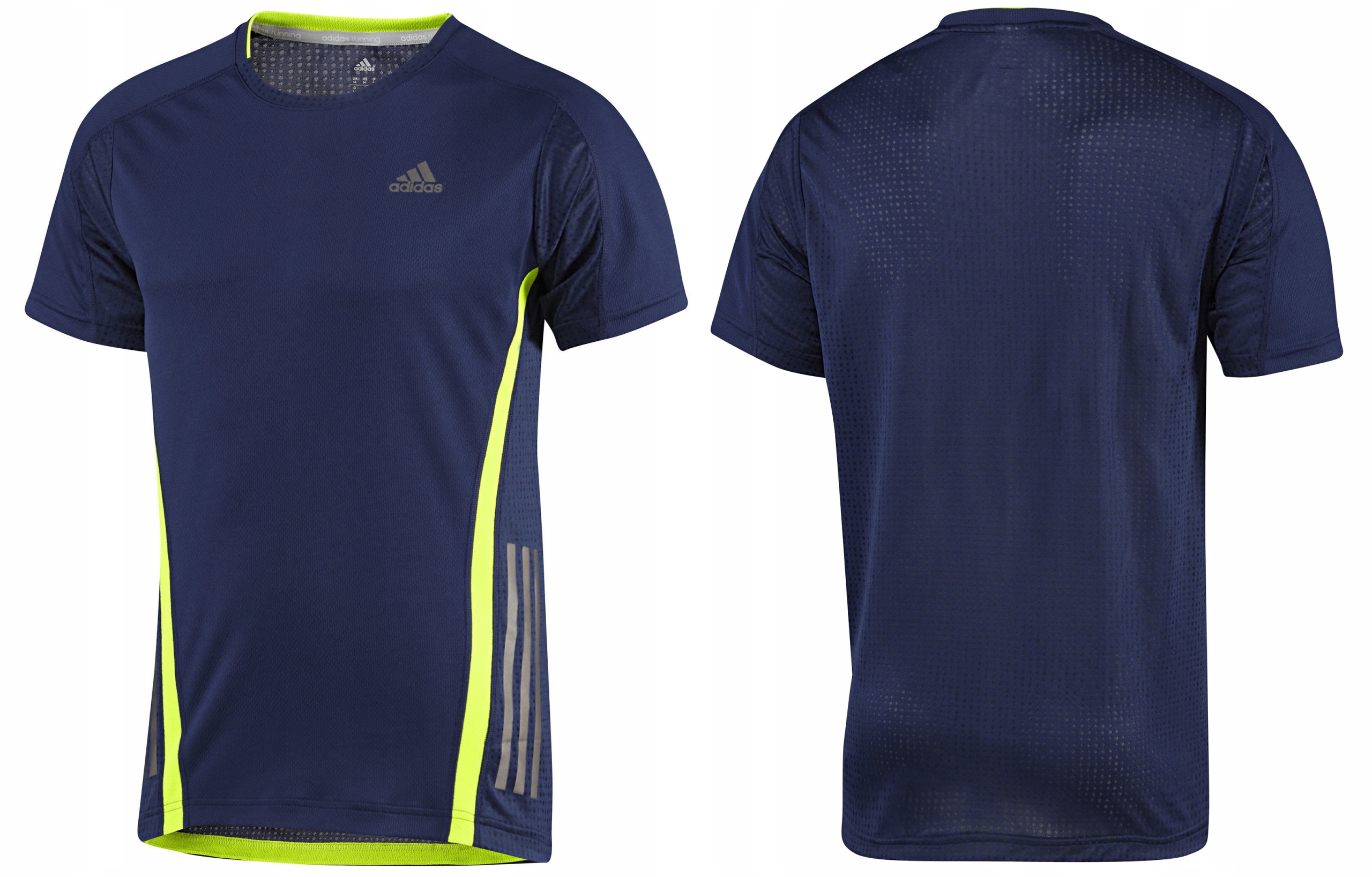 Adidas SN ClimaCool koszulka biegowa męska - M/L
