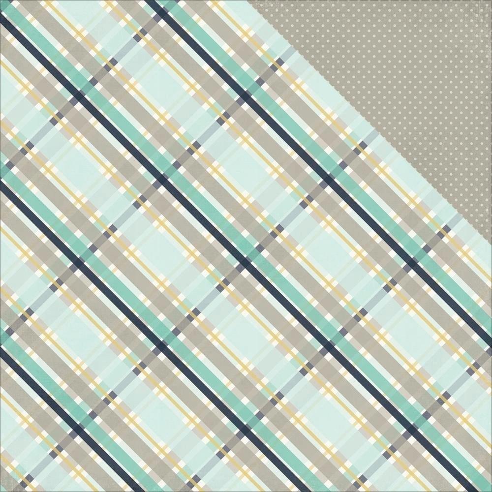 Papier 30x30 - Simple Stories - Never Forget
