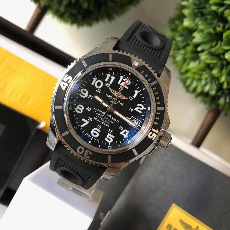 Zegarek Breitling superocean II nowy komplet okazj