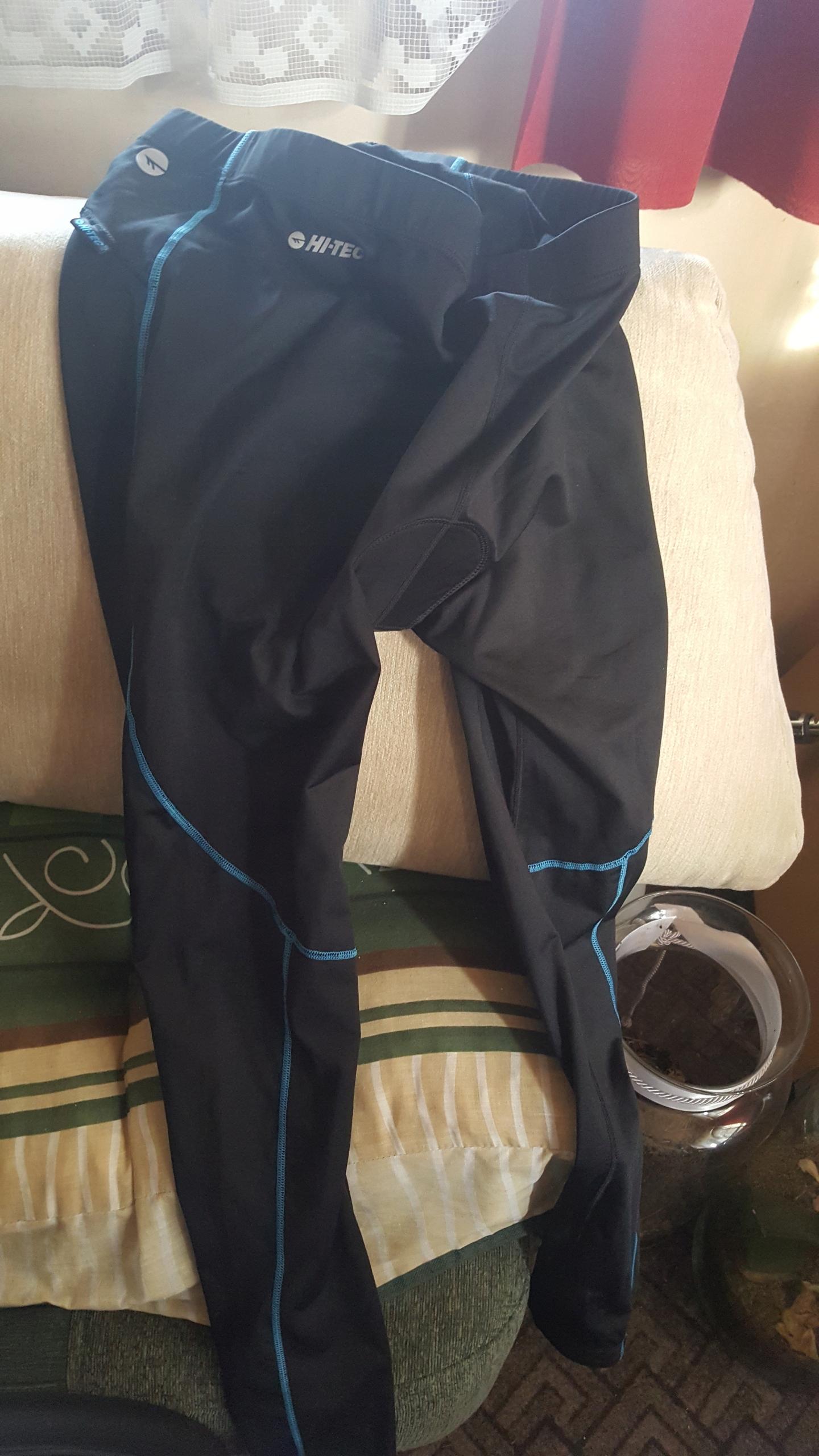 najtańszy najwyższa jakość buty jesienne Spodnie rowerowe HI TEC rozmiar L