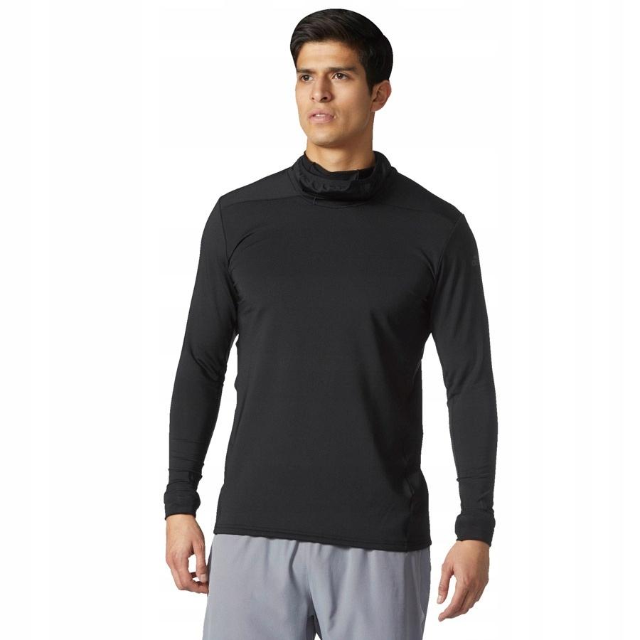 Bluza adidas TKO LS Tee BR5645 S czarny!