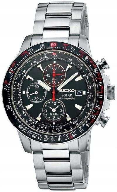 zegarek SEIKO Solar SSC007P1 GWARANCJA prezent