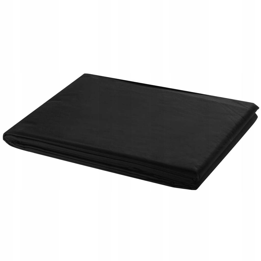 Tło fotograficzne, 600 x 300 cm, czarne