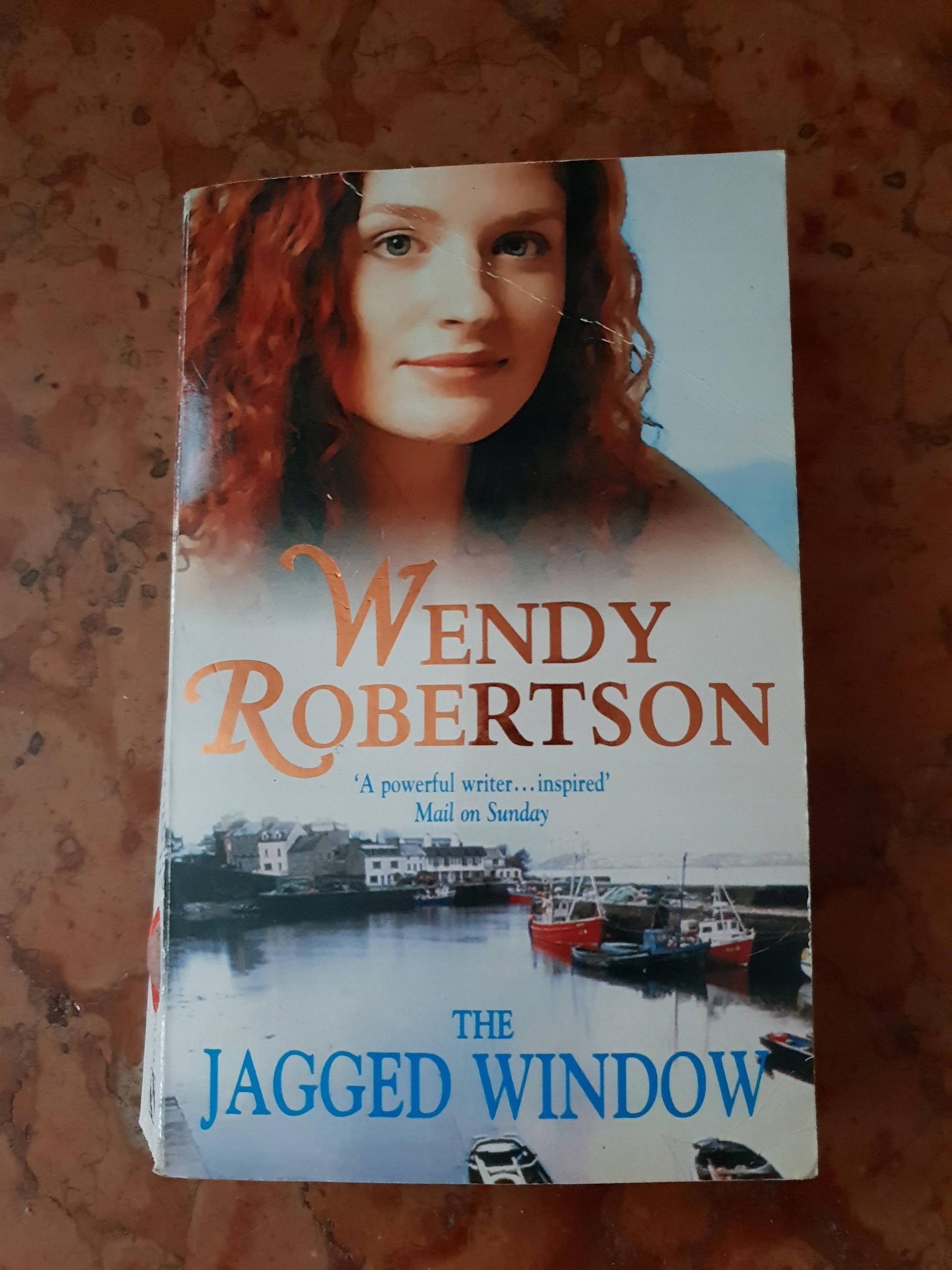 The jagged window Wendy Robertson