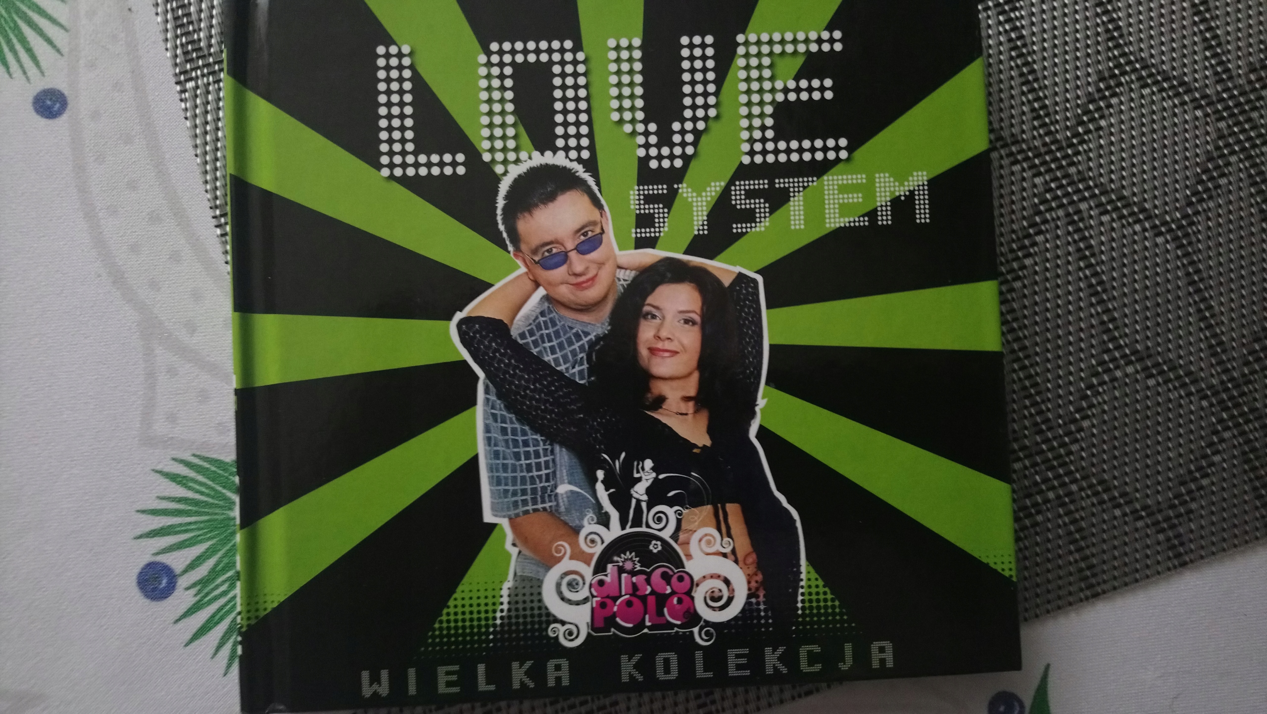 Love System 1CD