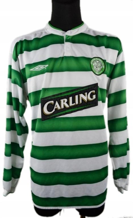Celtic Glasgow UMBRO Oryginalna Koszulka _____ XXL