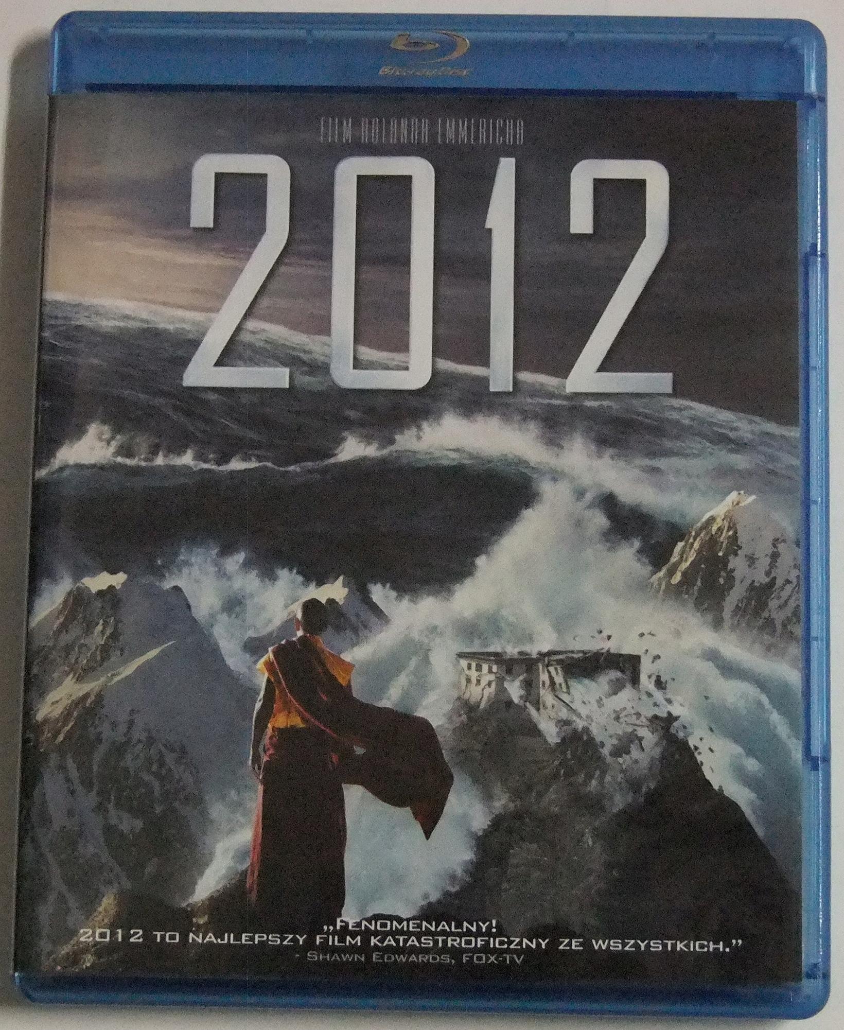 2012 Blu-Ray R12