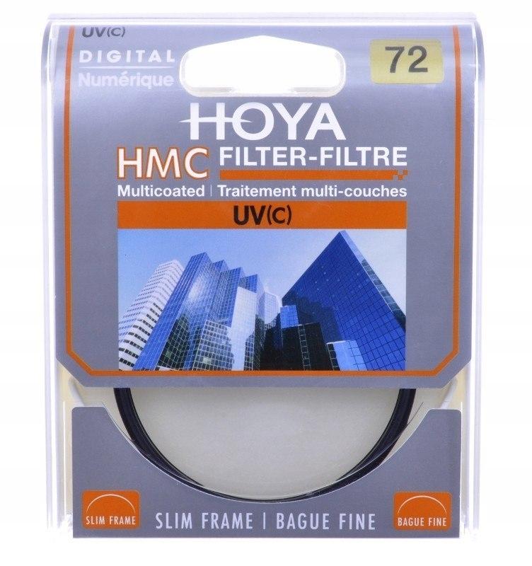 FILTR UV (C) HMC 72 MM
